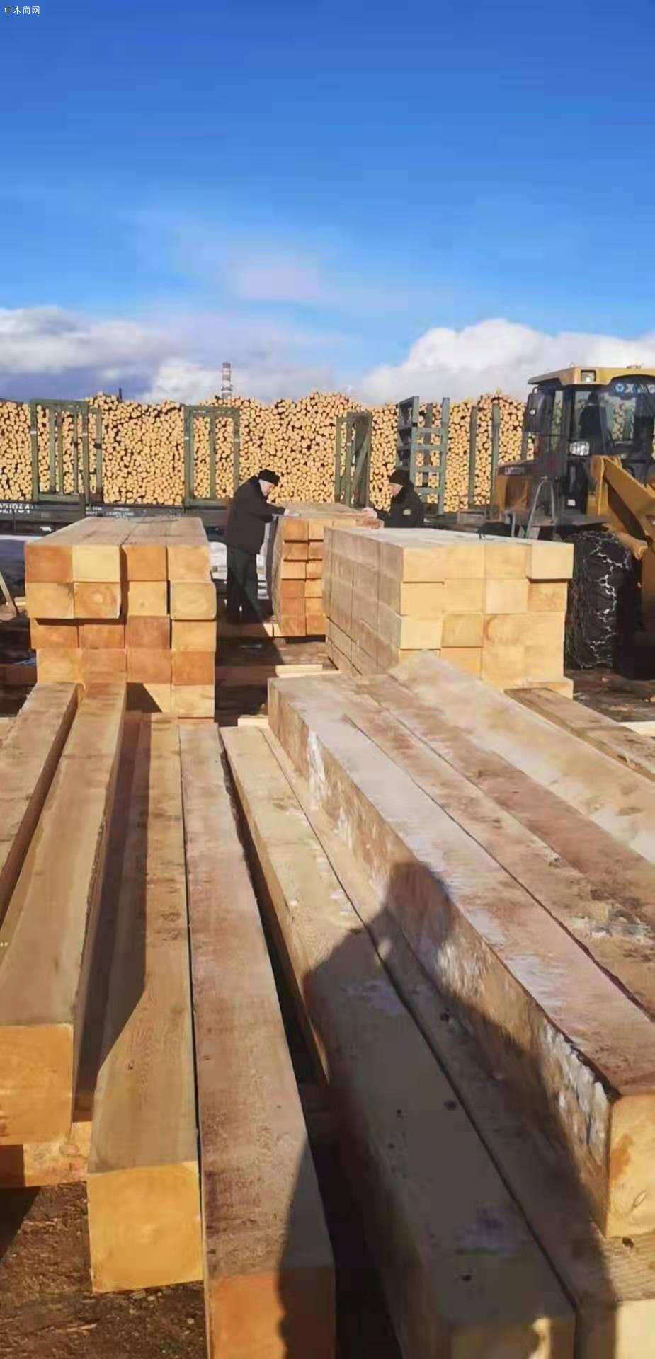 俄罗斯樟子松防腐木供应商质量材质上乘品牌