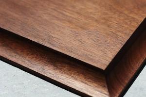 樱桃木是不是比较轻,樱桃木板材是不是很容易裂开?