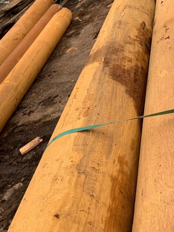 进口菠萝格原木板材批发