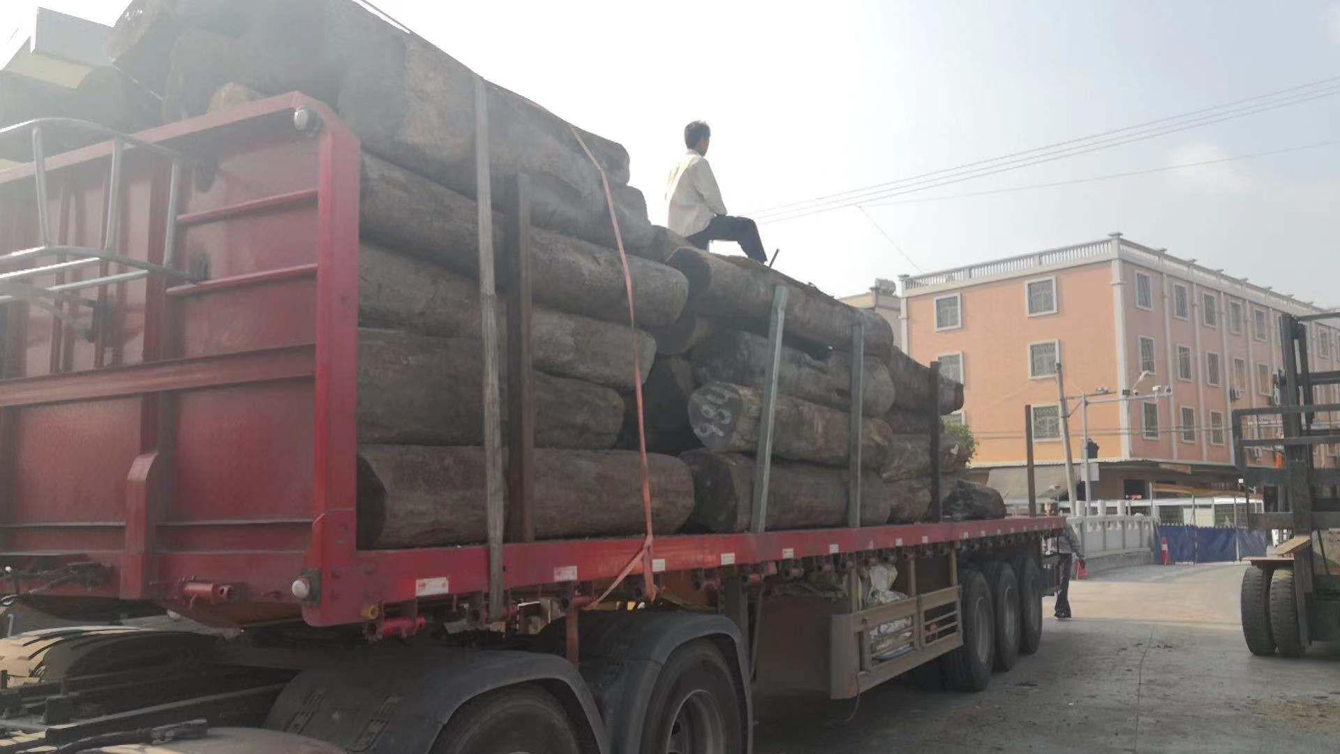缅甸柚木原材多少钱一方品牌