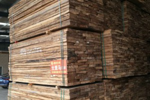 喀麦隆持续的暴雨破坏了森林生产