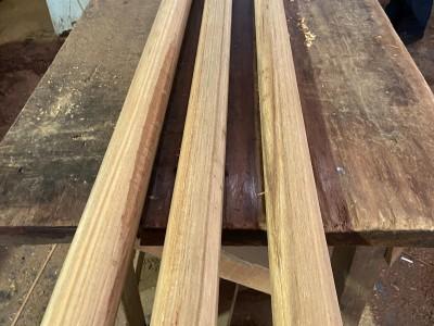 成都南美菠萝格防腐木板材厂家直销