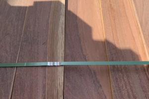 红铁木 定制加工 公园地板 进口木材
