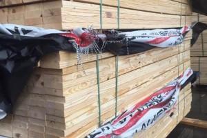 木材短缺,德国媒体报怨中美进口过多