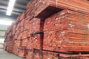 南美花梨木板材价格微涨