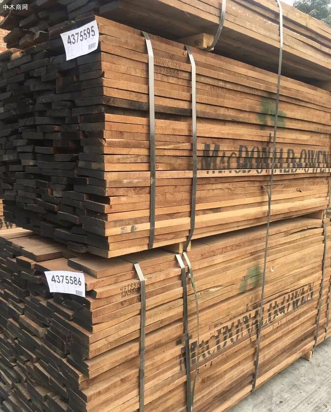 黑胡桃木原木板