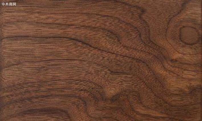 美国黑胡桃原木源头供应商黑胡桃六大纹路等级划分供应
