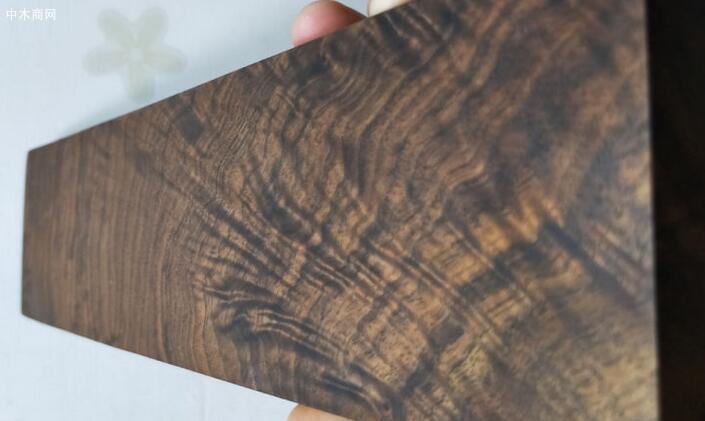 美国黑胡桃原木源头供应商黑胡桃六大纹路等级划分批发商