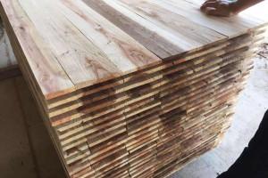 杉木床板图片