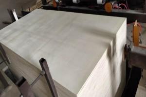预计到2021年底胶合板产品总产能超过2.7亿立方米