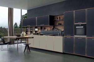 极简轻奢无漆实木包覆门板-房地产精装房整楼整屋全屋定制