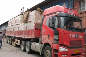 广西容县全力保障木业重点项目用地