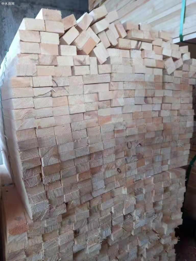 俄罗斯樟子松落叶松烘干板材厂家直销供应