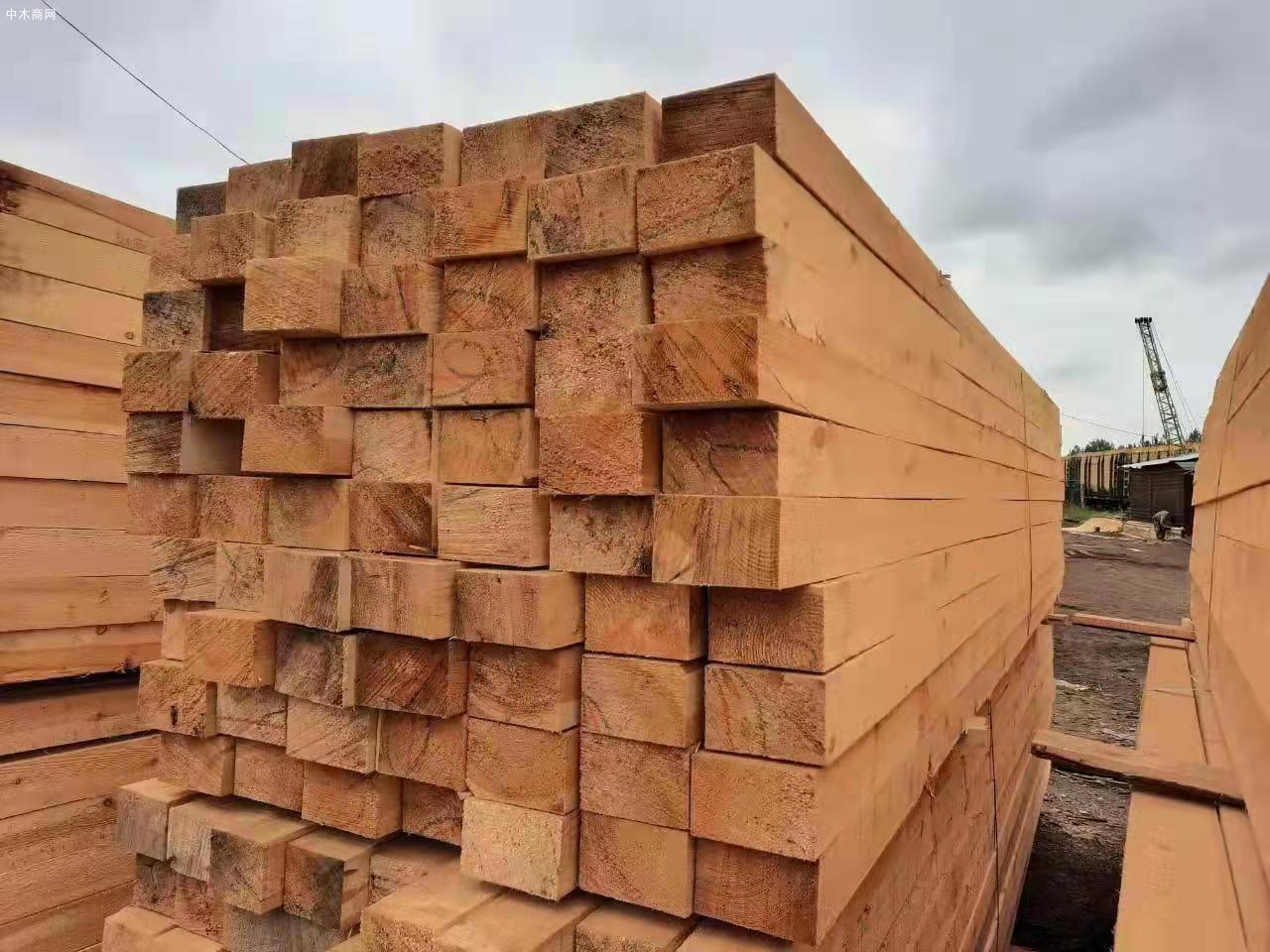 中国近期针对木材需求开始有所减弱