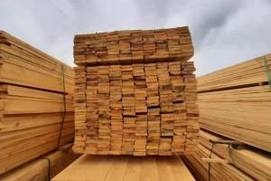 北美基准木材现货价格保持稳定