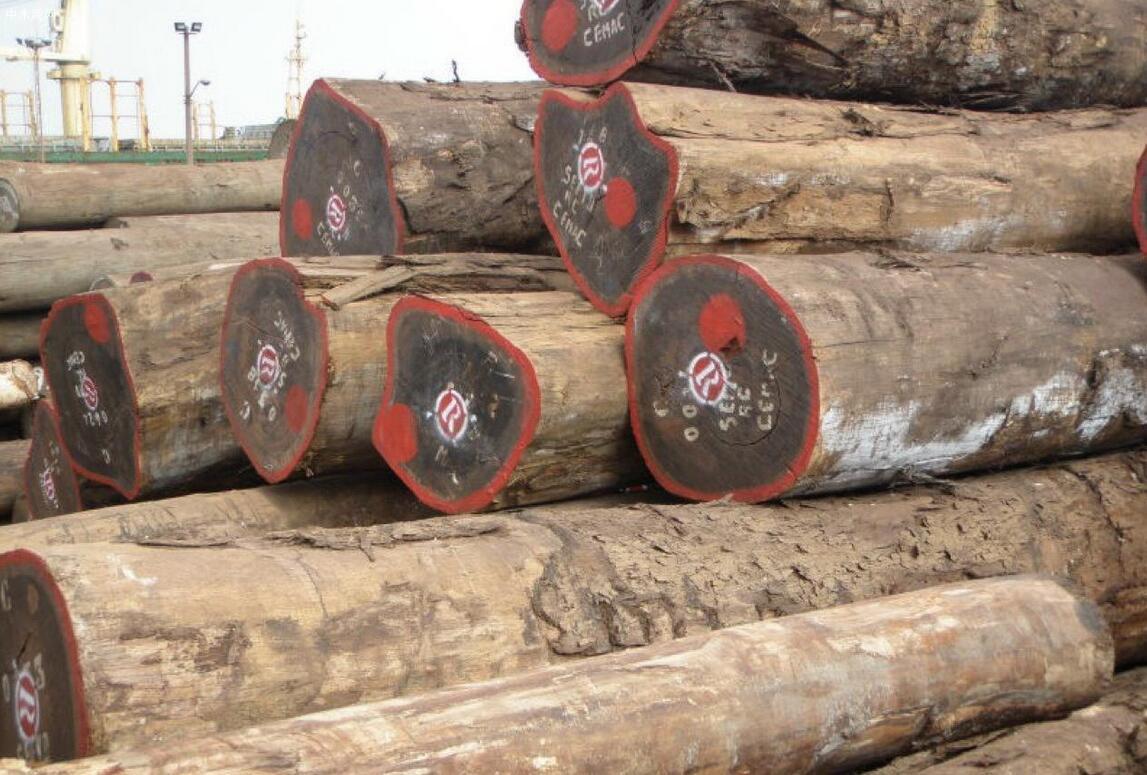 第三方法规影响加蓬木材交付