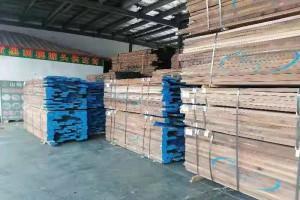 2021年9月木材和木制品出口总值同比下滑35%