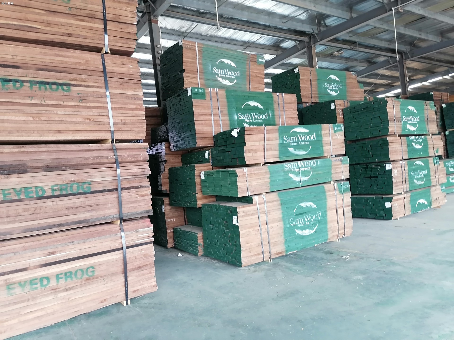 北美基准木材价格行情